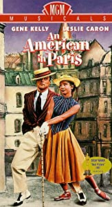 An American in Paris [VHS]
