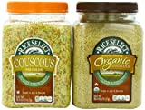 RiceSelect Couscous Variety Pack, 26.5 Ounce, 4-Container Set