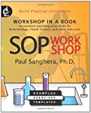 img - for SOP Workshop: Workshop in a Book on Standard Operating Procedures for Biotechnology, Health Science, and Other Industries book / textbook / text book