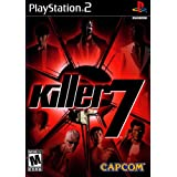 Killer 7 - PlayStation 2 ~ Capcom