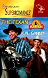 img - for The Texan: Home on the Ranch (Harlequin Superromance No. 884) book / textbook / text book