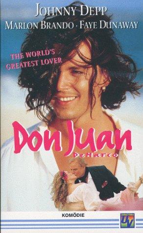 Don Juan DeMarco [VHS]
