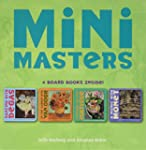 Mini Masters Boxed Set: 4 Board Books...
