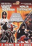 echange, troc Golden Ninja Warrior / Ninja Terminator [Import anglais]