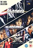 X-Men Triple (X-Men, X2, X-Men The Last Stand) [DVD]