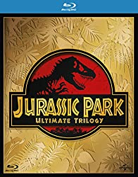 Jurassic Park Trilogy (Blu-ray + UV copy) [2015]