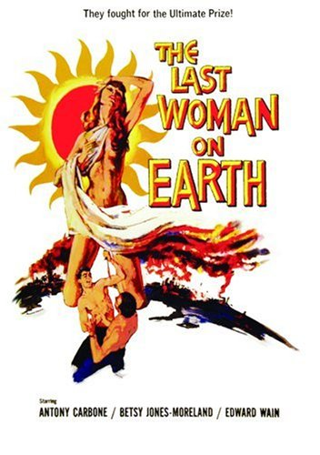 The Last Woman On Earth [1960] [DVD]