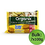 Organix Banana Baby Biscuits 7x100g