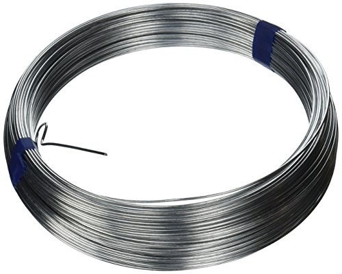 OOK 50143 200' 16 Gauge Galvanized Steel Wire (A Gauge Wire compare prices)