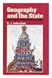 Geography and the State: An Essay in Political Geography (0312321724) by Johnston, R. J.