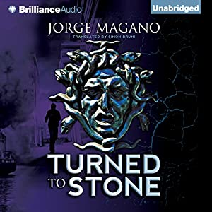 Turned to Stone Audiobook