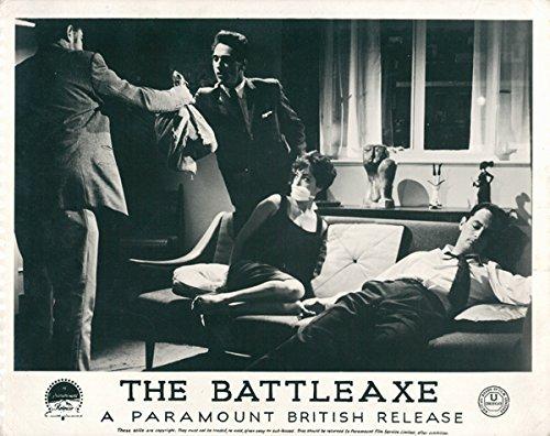 The Battleaxe originale britannico di riproduzioni Donna a Francesco Matthews 1963