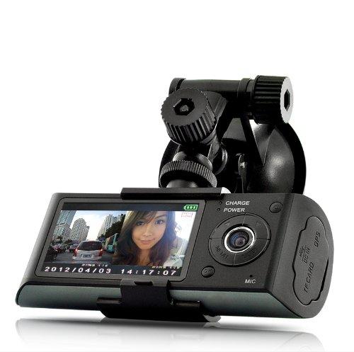 OEM Systems Dual Camera Car Blackbox DVR
