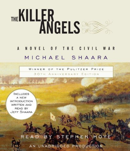 a literary analysis of the killer angels by michael shaara Literature term papers (paper 3112) on analysis of the killer angels: in a letter to the reader, michael shaara states that his purpose is similar to stephen crane's in the red badge of courage.