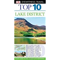 DK Eyewitness Top 10 Travel Guide: Lake District Paperback
