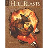 "Hellbeasts: How to Draw Grotesque Fantasy Creaturesvon ""Jim Pavelec"""