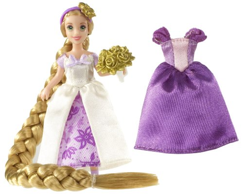 Disney - Muñeca fashion Rapunzel (Mattel)