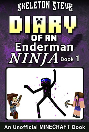 Minecraft Diary of an Enderman Ninja - Book 1: Unofficial Minecraft Books for Kids, Teens, & Nerds - Adventure Fan Fiction Diary Series (Skeleton Steve ... Collection - Elias the Enderman Ninja) (Electronic Books For Kindle compare prices)