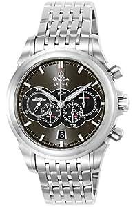 [オメガ]OMEGA 腕時計 デ・ビル ブラック文字盤 コーアクシャル自動巻 クロノグラフ 100M防水 422.10.41.52.06.001 メンズ 【並行輸入品】