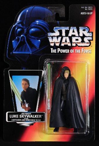 1996 Hasbro Star Wars Power of the Force Luke Skywalker Jedi Knight - 1