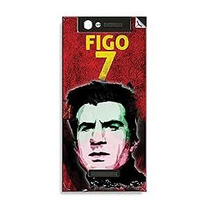 ezyPRNT Gionee E7 Mini Luis Figo Football Player mobile skin sticker