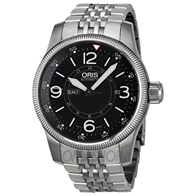 Oris Men's 73576604064MB Big Crown Stainless Steel Bracelet Watch