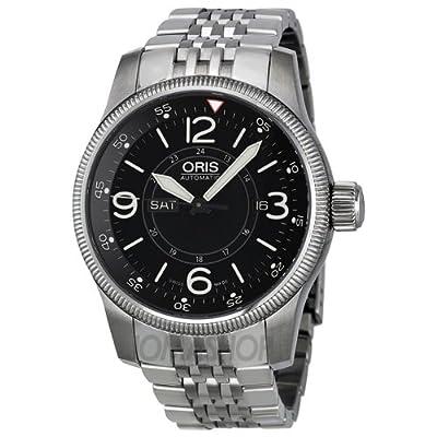 Oris Men's 73576604064MB Big Crown Stainless Steel Bracelet Watch by Oris