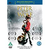 Peter And The Wolf [DVD]by Suzie Templeton