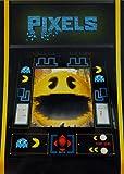 【映画パンフレット】ピクセル Pixels 監督 クリス・コロンバス キャスト アダム・サンドラー、ミシェル・モナハン