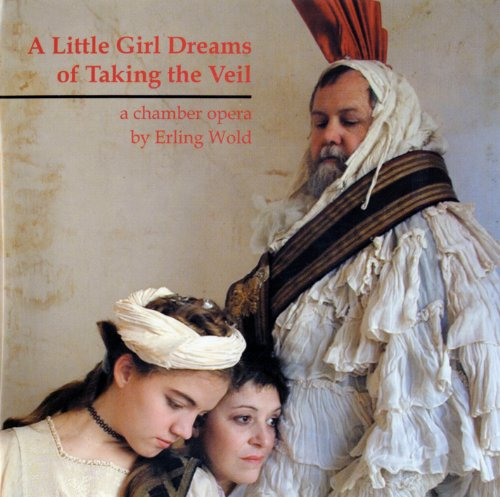 Original album cover of A Little Girl Dreams of Taking the Veil by Rachael Wylie