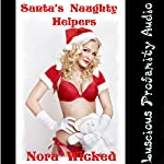 Santa's Naughty Helpers: An FFF/M and F/F Sexually Explicit Erotica | Nora Wicked