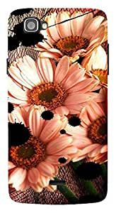 TrilMil Printed Designer Mobile Case Back Cover For Xolo One