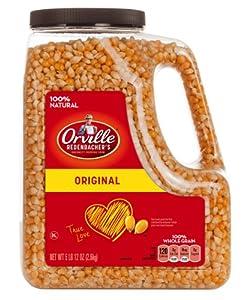 Orville Redenbacher Popcorn Kernel Jug, 92 Ounce