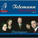 Telemann - Paris Quartets, Vol 2by Georg Philipp Telemann