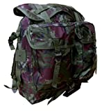 Army Combat Military Rucksack Day US Travel Pack Bag ALICE 40L All Terrain Camo