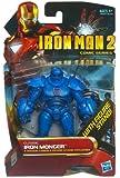Iron Man 2 Comic 4 Inch Action Figure #35 Classic Iron Monger