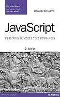 Javascript 2e ed L'essentiel du code et des commandes