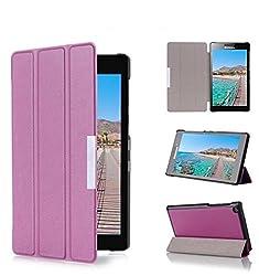 ProElite Ultra Sleek Flip Case cover for Asus Zenpad Theater 8.0 [Purple]