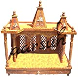 Aarsun Woods: Sheesham Wooden Puja Temple