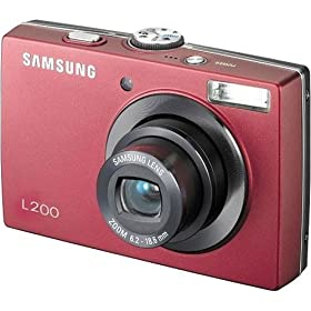 red samsung l200