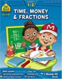 Time, Money & Fractions 1-2: I Know It! Workbooks