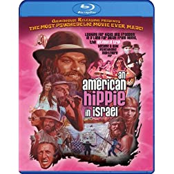 An American Hippie In Israel (Limited Edition/Blu-ray/DVD Combo-3 Disc Set)