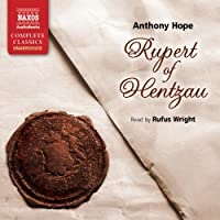 Rupert of Hentzau audio book