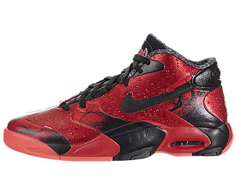 nike-zapatillas-para-hombre-black-atomic-red-7-uk-41-eu-8-us