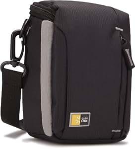 Case Logic TBC-304 Compact Camcorder/High Zoom Camera Case (Black)