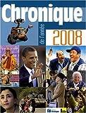 echange, troc Michel Marmin, Laurent Palet - Chronique de l'année 2008