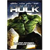 The Incredible Hulk (Widescreen Edition) ~ Edward Norton