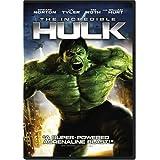 The Incredible Hulk (Widescreen Edition) ~ Edward Norton