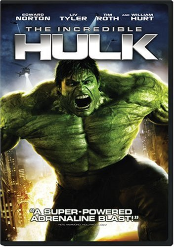 DVD : The Incredible Hulk (, Dubbed, Dolby, AC-3, Digital Video Services)