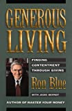 Generous Living (0310210909) by Ron Blue, Jodie Berndt